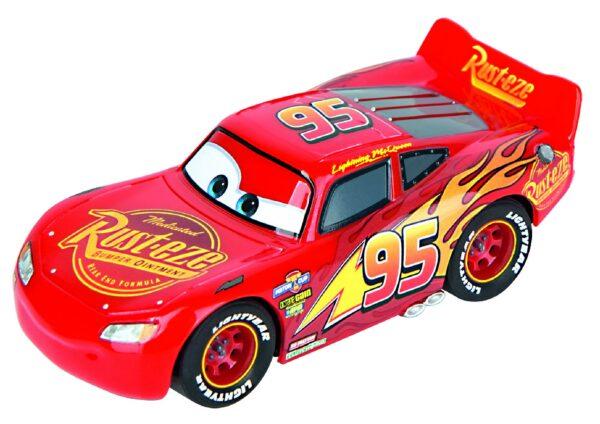 DISNEY - PIXAR CARS Lightning McQueen vs Jackson Storm Unisex 12-36 Mesi, 12+ Anni, 8-12 Anni