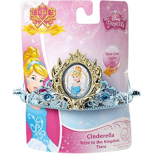 TIARA RAPUNZEL - CINDERELLA - Disney Princess - Toys Center - DISNEY PRINCESS - Altri giochi e accessori