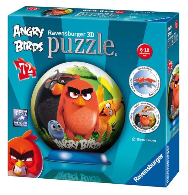 Puzzleball Angry Birds - ANGRY BIRDS - Personaggi - ALTRO - Estate