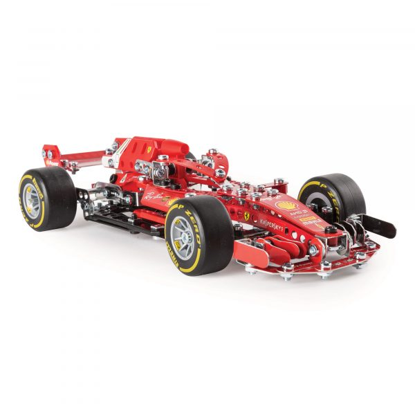 MECCANO Monoposto Ferrari ALTRI Maschio 0-12 Mesi, 12-36 Mesi, 12+ Anni, 8-12 Anni Spin Master