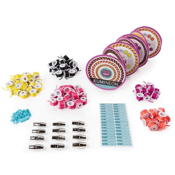 BUNCHEMS Bunch 'n Build - Kit con Formine ALTRI Unisex 12+ Anni, 8-12 Anni Spin Master