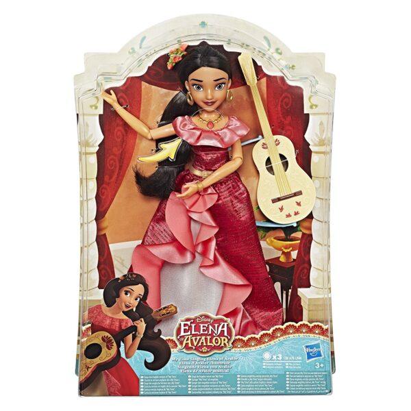 Elena Cantante - Disney - Altre bambole e accessori