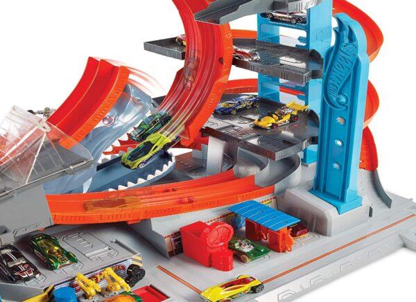 ALTRI Hot Wheels Hot Wheels - garage delle Acrobazie - Hot Wheels - Toys Center 8-12 Anni Maschio