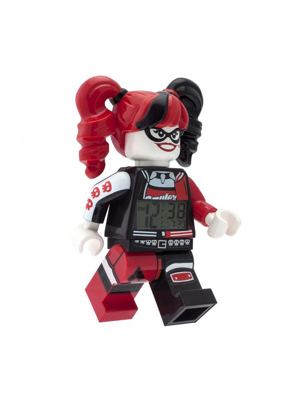 Sveglia LEGO Batman Movie Harley Quin - DC SUPER HERO GIRLS - Personaggi Unisex 12+ Anni, 5-8 Anni, 8-12 Anni DC SUPERHERO GIRLS DC COMICS