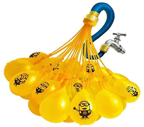 BUNCH O BALL. 3PACK 100 PALLONCINI CDU 12 PZ MINIONS - Altro - Toys Center - ALTRO - Estate