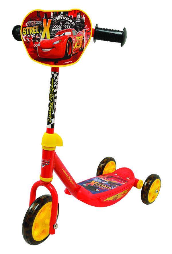 Cars Monopattino 3 ruote - DISNEY - PIXAR - Pattini, skateboard e monopattini