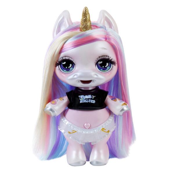 ALTRO ALTRI Giochi Preziosi - Poopsie Unicorn, slime colore segreto, profumato e glitterato - Altro - Toys Center Femmina 8-12 Anni