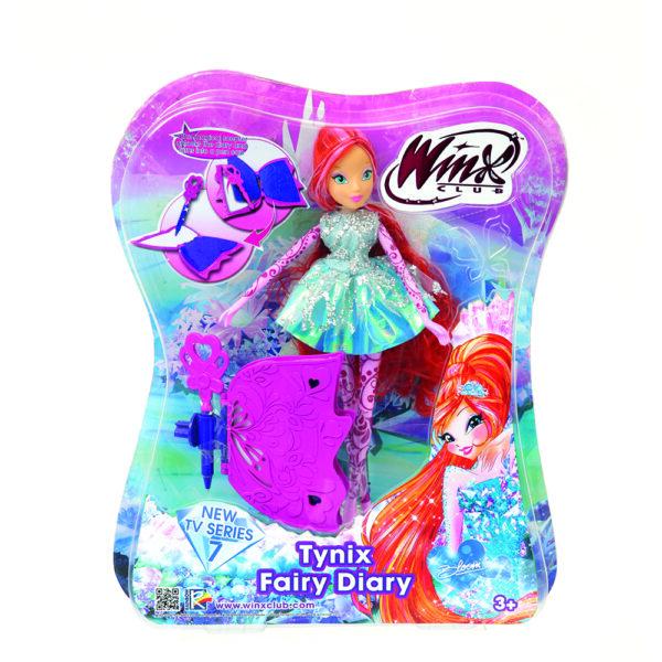 Giochi Preziosi - Winx Tynix Bloom Fairy Diary, con Diario e Scettro ALTRI Femmina 12-36 Mesi, 3-5 Anni, 5-8 Anni, 8-12 Anni ALTRO