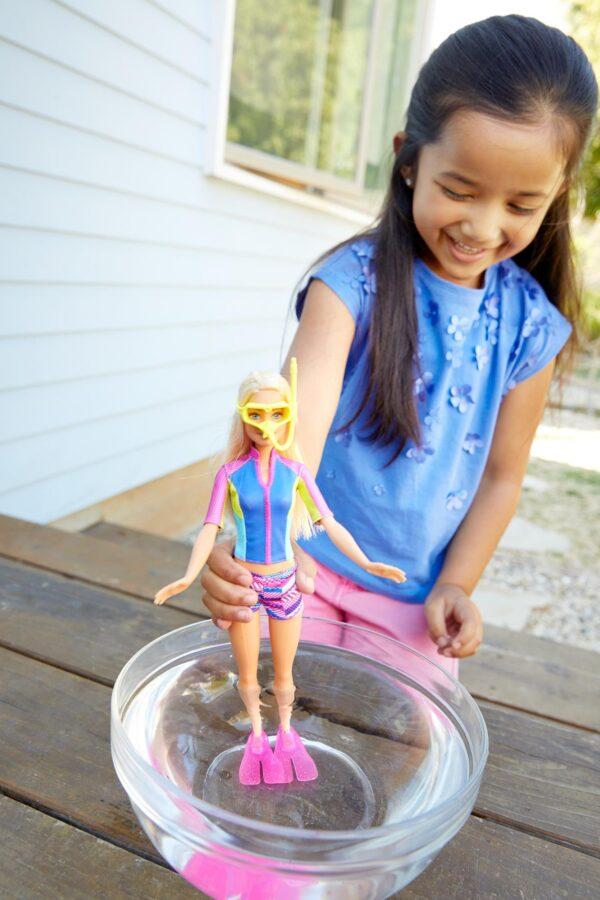 Barbie Magia del Delfino Femmina 12-36 Mesi, 12+ Anni, 3-5 Anni, 5-8 Anni, 8-12 Anni ALTRI Barbie