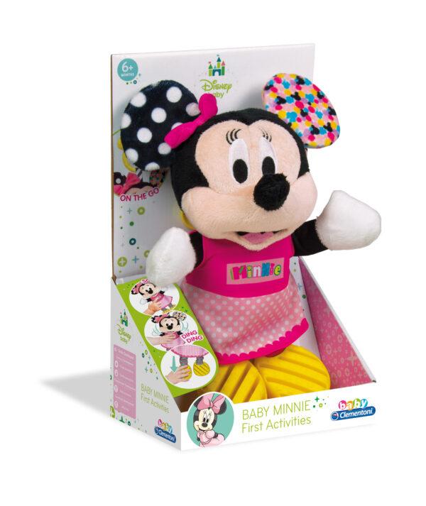 Baby Minnie Prime Attività - Giocattoli Toys Center TOPOLINO&CO. Unisex 0-2 Anni Disney