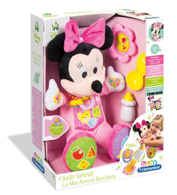 BABYCLEM Min Amica Bambola - Disney - Fino al -20%