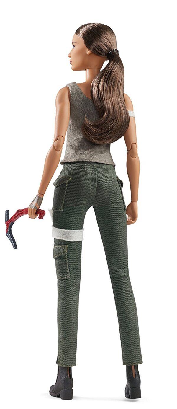 Barbie collectors - Tomb Raider Lara Croft, dal nuovo film di Tomb Raider, da collezione - FJH53 12+ Anni Femmina Barbie ALTRI