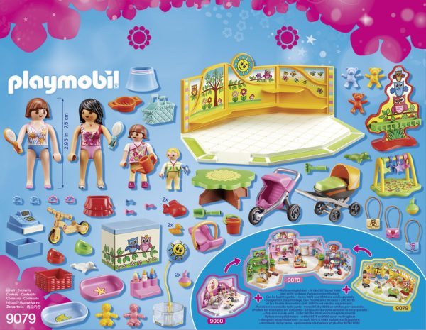 SHOPPING BABY SHOP - Playmobil City Life - Fino al -30%