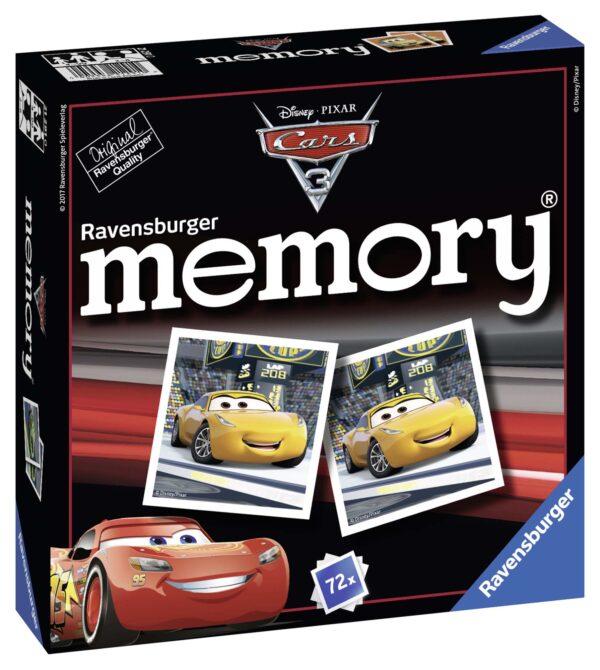 memory® - Cars 3 - Altro - Toys Center CARS Unisex 12+ Anni, 3-5 Anni, 5-8 Anni, 8-12 Anni ALTRO