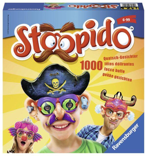 Stoopido - Altro - Toys Center ALTRO Unisex 12+ Anni, 5-8 Anni, 8-12 Anni ALTRI