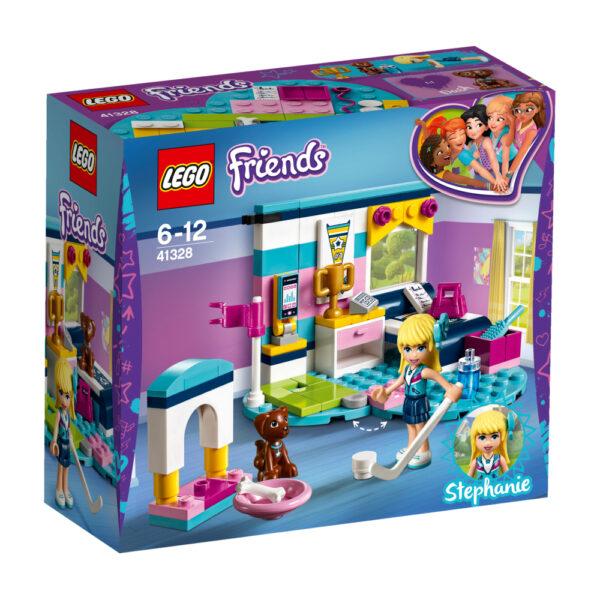 LEGO 41328 - La cameretta di Stephanie LEGO FRIENDS Femmina 12+ Anni, 5-8 Anni, 8-12 Anni ALTRI
