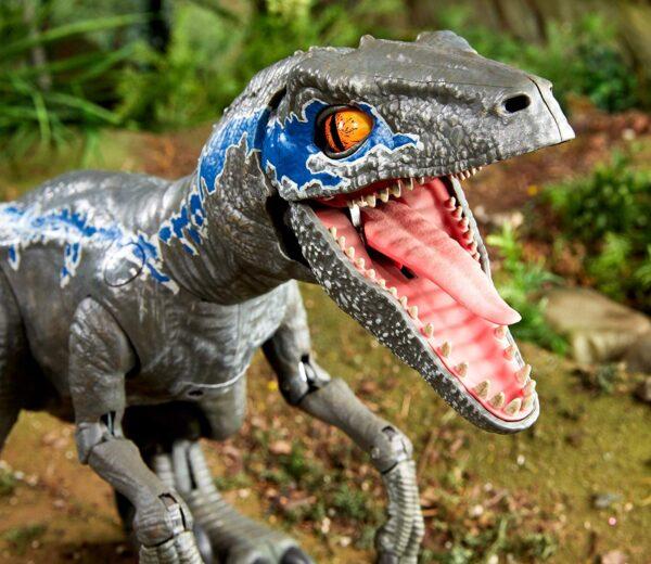 Jurassic World - Alpha Training Blue - Altro - Toys Center - ALTRO - Personaggi collezionabili