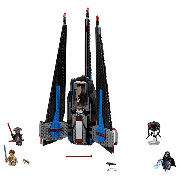 Disney Star Wars 75185 - Tracker I - Disney - Toys Center Maschio 12+ Anni, 5-8 Anni, 8-12 Anni