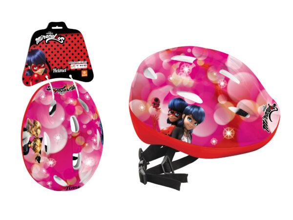 Caschetto MIRACULOUS - Altro - Toys Center ALTRO Femmina 3-5 Anni, 5-8 Anni MIRACULOUS