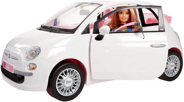 Barbie ALTRI Barbie - Fiat 500 Femmina