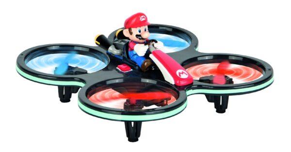 Mini Mario-Copter CARRERA Unisex 12+ Anni, 8-12 Anni ALTRI