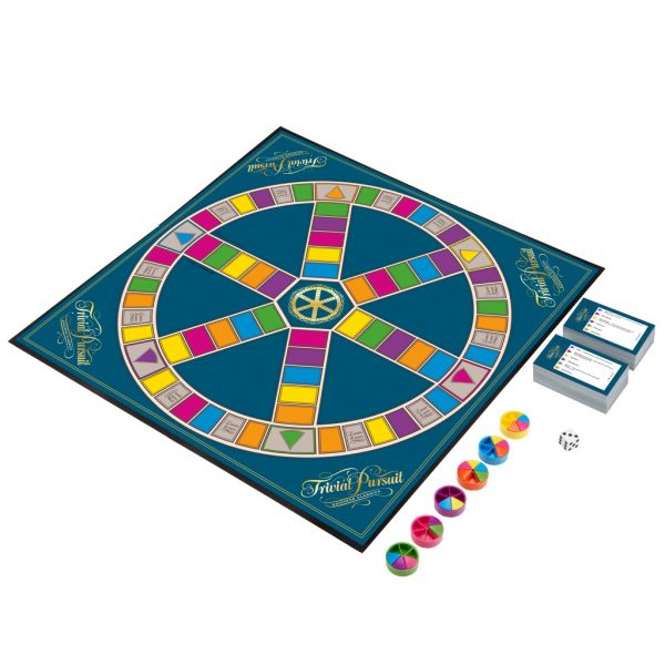 HASBRO GAMING ALTRI TRIVIAL PURSUIT - HASBRO GAMING Unisex 12+ Anni