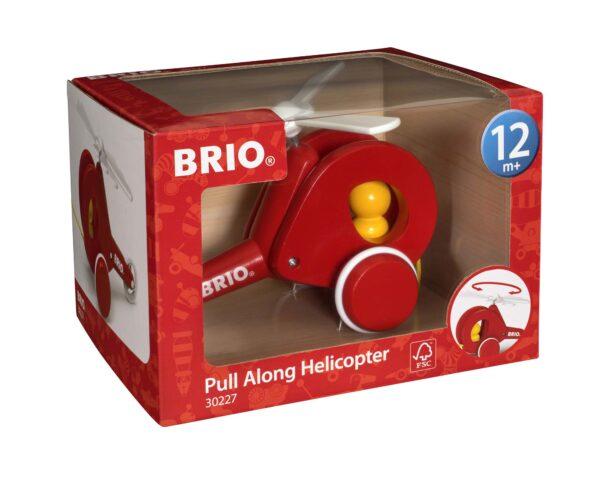 BRIO Elicottero Trainabile - Brio Giochi Pedagogici - Toys Center ALTRI Unisex 0-12 Mesi, 12-36 Mesi, 3-5 Anni, 5-8 Anni, 8-12 Anni BRIO GIOCHI PEDAGOGICI