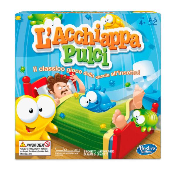 L'Acchiappapulci - Hasbro Gaming - Toys Center HASBRO GAMING Unisex 12+ Anni, 8-12 Anni ALTRI