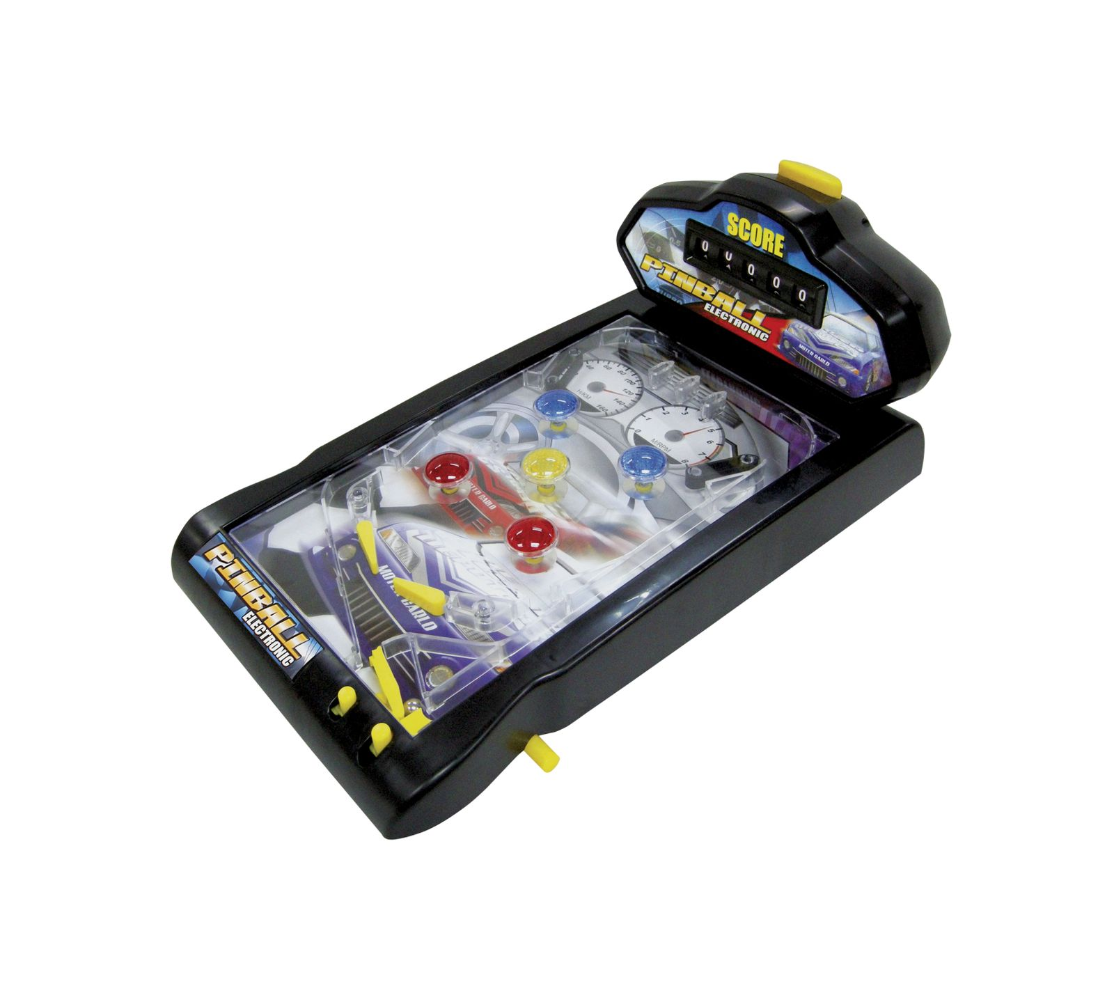 Flipper elettronico - ZIG ZAG