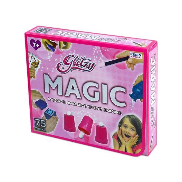MAGIC GLITZY 75 GIOCHI MAGIA - Zig Zag - Toys Center ZIG ZAG Femmina 12+ Anni, 5-7 Anni, 5-8 Anni, 8-12 Anni ALTRI