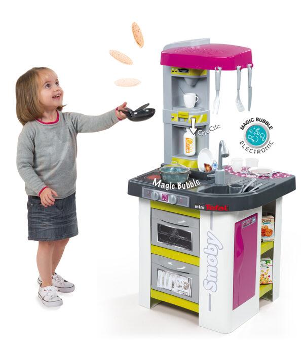 Cucina Studio Bubble Tefal - Cucine e accessori per cucina - Giochi di emulazione, di modellismo, educativi - Giocattoli ALTRI Unisex 12-36 Mesi, 12+ Anni, 8-12 Anni SMOBY