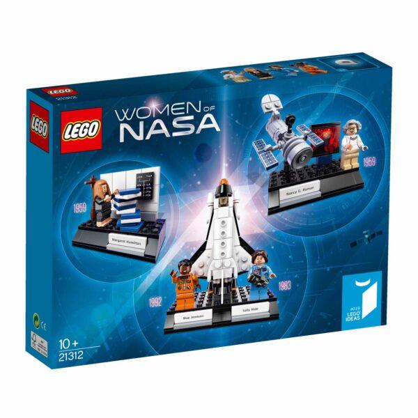 21312 - Le donne della NASA LEGO IDEAS Maschio 12+ Anni, 8-12 Anni ALTRI