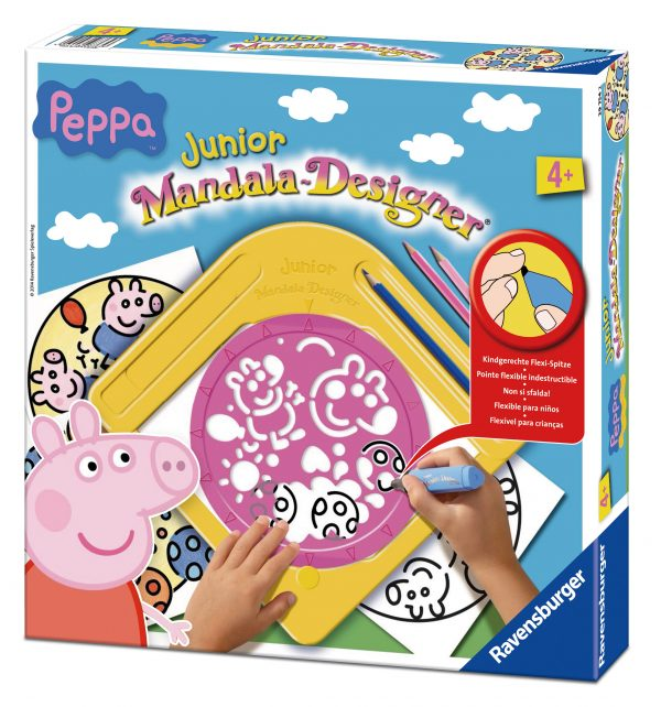 MANDALA PEPPA PIG - ALTRO - Estate