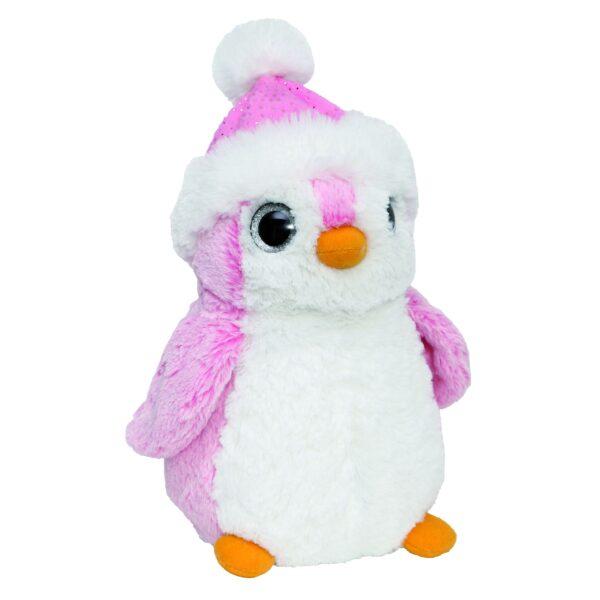 TOYS CENTER AMI PLUSH AMI PLUSH Pinguino 23 cm Unisex 0-12 Mesi, 12-36 Mesi, 3-5 Anni, 5-8 Anni, 8-12 Anni