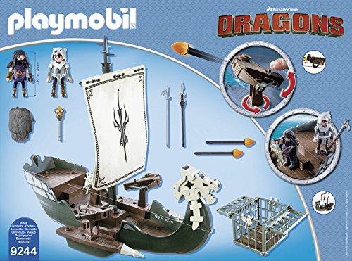 DRAGONS ALTRO 9244 - DRAGONS NAVE DI DRAGO 12+ Anni, 3-5 Anni, 5-8 Anni, 8-12 Anni Maschio