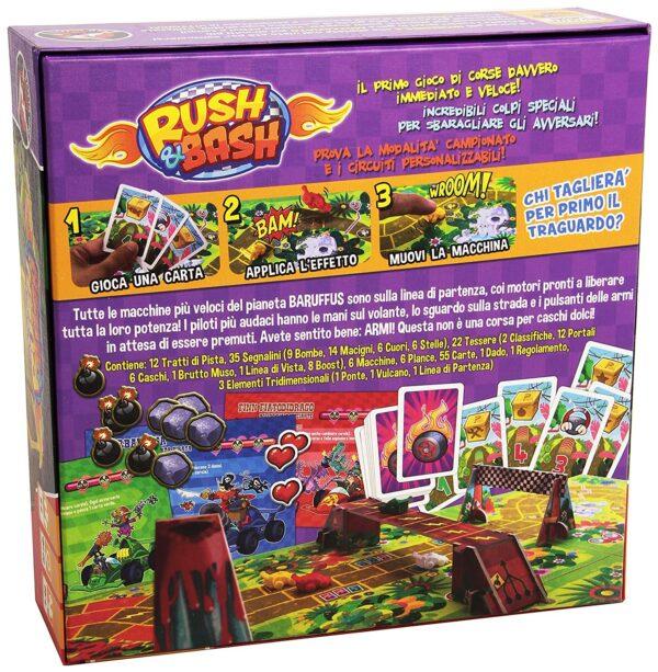 ALTRI ALTRO Unisex 12+ Anni, 5-8 Anni, 8-12 Anni Rush & Bash - Altro - Toys Center