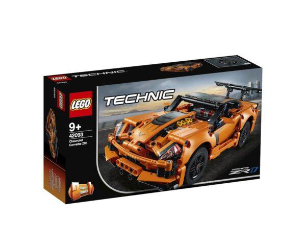 LEGO TECHNIC - Chevrolet Corvette ZR1 LEGO TECHNIC Maschio 12+ Anni, 8-12 Anni ALTRI