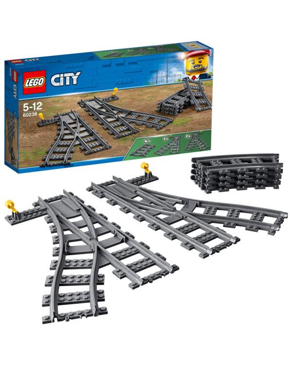 60238 - Scambi - Lego City - Toys Center - LEGO CITY - Costruzioni