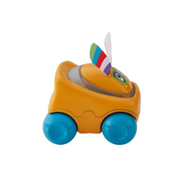 Fisher Price - Robottino Beatbelle - Fisher-price - Toys Center ALTRI Unisex 0-12 Mesi, 12-36 Mesi, 12+ Anni, 3-5 Anni, 5-8 Anni, 8-12 Anni FISHER-PRICE