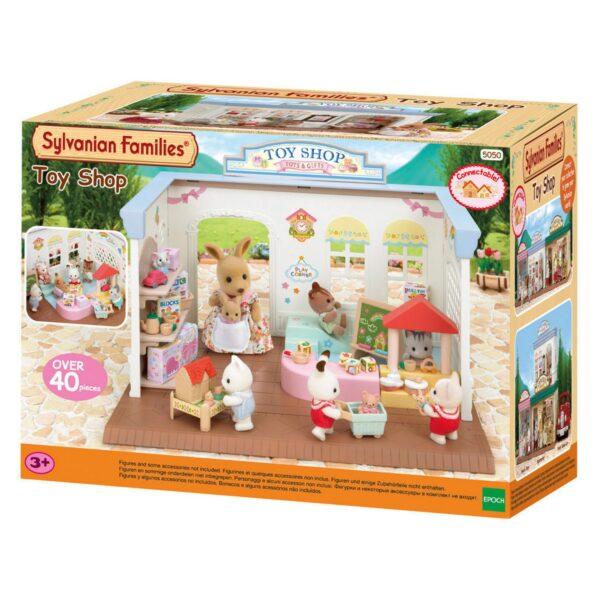 Negozio giocattoli - SYLVANIAN FAMILIES - Playset e accessori per personaggi d'azione