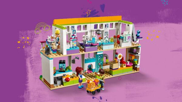 41345 - Il centro degli animali domestici di Heartlake City - Lego Friends - Toys Center Unisex 12+ Anni, 5-8 Anni, 8-12 Anni ALTRI LEGO FRIENDS