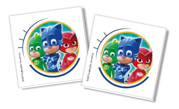 MEMO GAME PJ MASKS PJ Masks Unisex 3-5 Anni, 5-8 Anni MEMORY