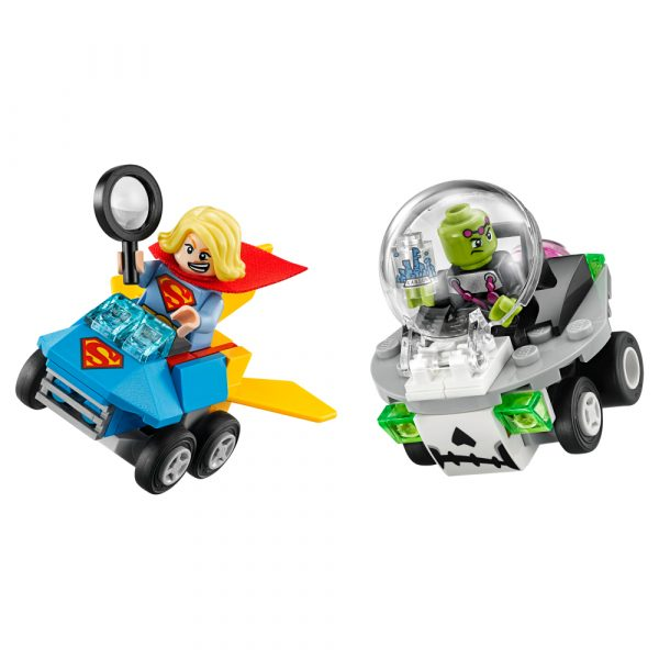 LEGO SUPER HEROES ALTRI 76094 - Mighty Micros: Supergirl™ contro Brainiac™ Maschio 12+ Anni, 3-5 Anni, 5-8 Anni, 8-12 Anni