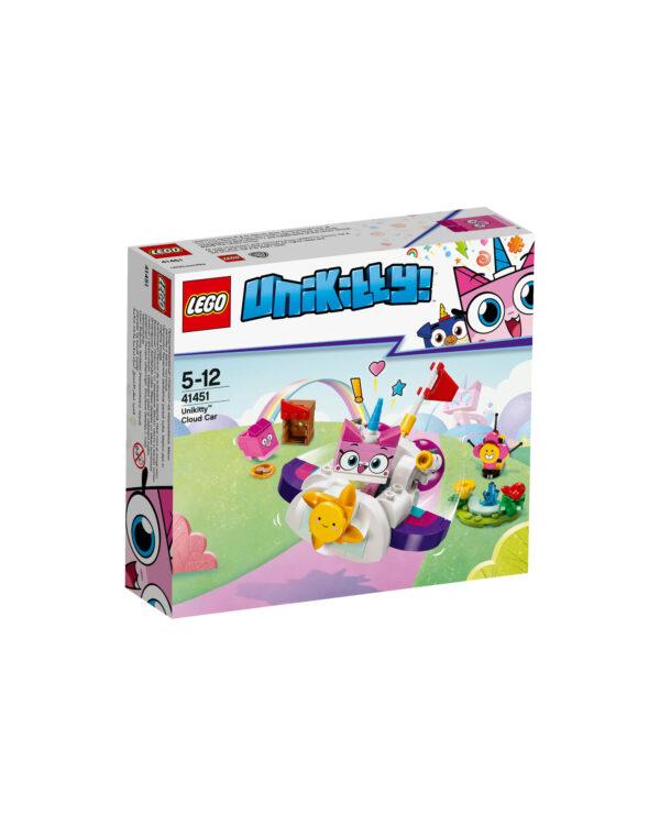 41451 - La Cloud Car di Unikitty™ LEGO UNIKITTY Unisex 12+ Anni, 3-5 Anni, 5-8 Anni, 8-12 Anni ALTRI