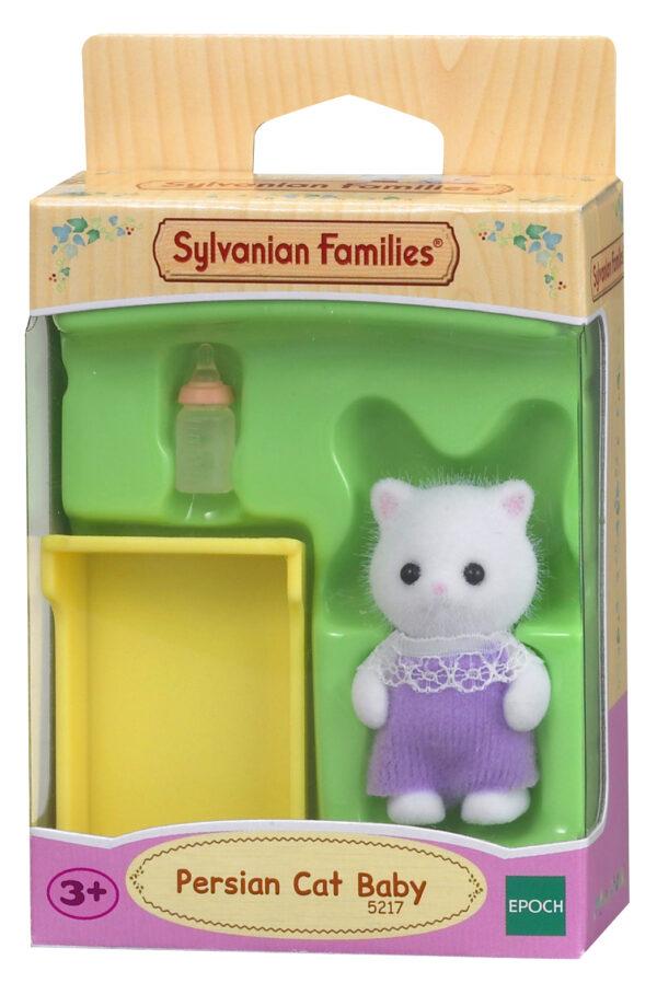 Sylvanian Families – Bebè gatto persiano SYLVANIAN FAMILIES Femmina 12-36 Mesi, 3-4 Anni, 3-5 Anni, 5-7 Anni, 5-8 Anni, 8-12 Anni ALTRI