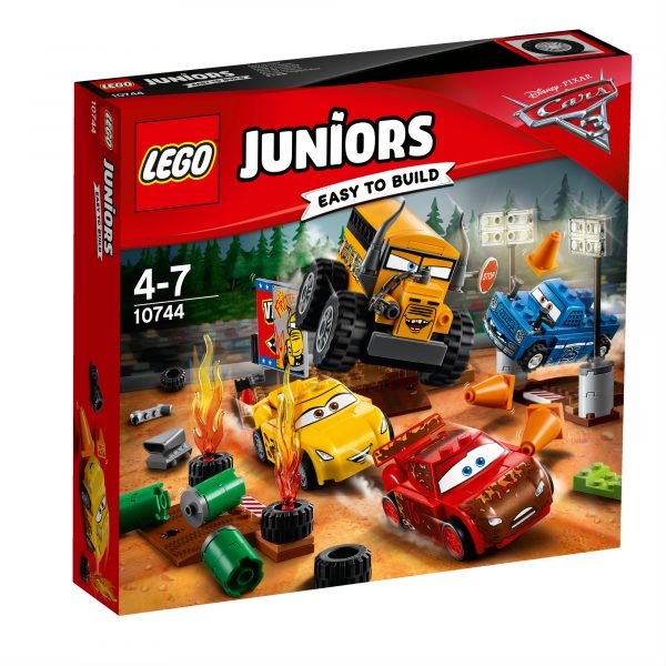 10744 - Thunder Hollow Crazy 8 Race - LEGO JUNIORS - Costruzioni