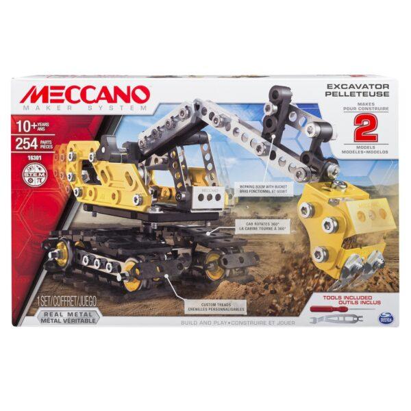 Escavatore Spin Master Maschio 12+ Anni, 8-12 Anni ALTRI