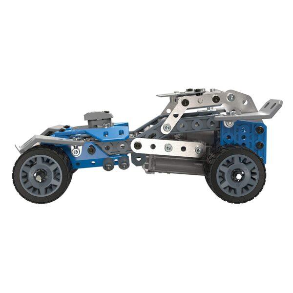 MECCANO Multi Modello da 10 - Veicolo da Rally ALTRI Maschio 12+ Anni, 8-12 Anni Spin Master