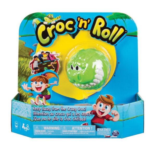 EDITRICE GIOCHI  Croc 'N Roll Spin Master Unisex 12-36 Mesi, 12+ Anni, 8-12 Anni ALTRI