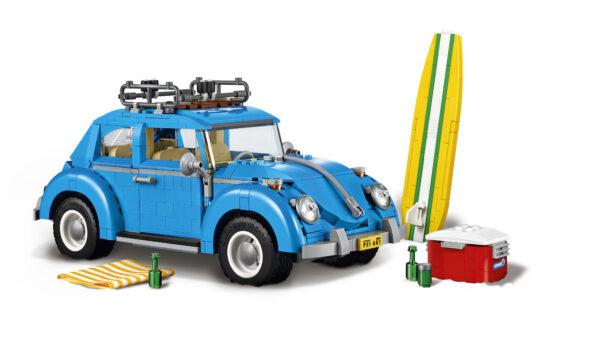 10252 - Maggiolino Volkswagen - Lego Creator Maschio 12+ Anni ALTRI LEGO CREATOR EXPERT